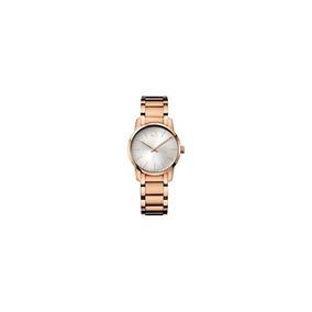 Reloj De Cuarzo Para Mujer Calvin Klein City K2g