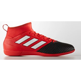 3702d1c556862 Chuteira Adidas Ace 17.3 Primemesh In Futsal Vermelha - Esportes e ...