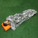 Cobertor De Emergência Manta De Alumínio Azteq Vernon