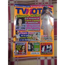 Revista Tv Notas Portada Jenni Rivera Adamari Lopez Laura Za
