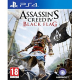 Assassin´s Creed Iv The Black Flag Ps4 Fisico Nuevo Xstation