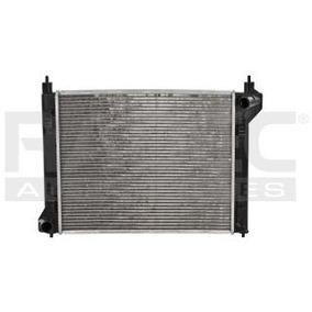 Radiador Nissan Sentra 2013-2014 L4 Lts C/aire Automatico