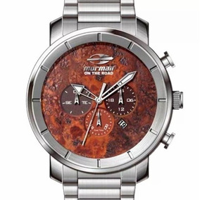 55ef72dca60f4 3m De Luxo Masculino Rel%c3%b3gio Mormaii 2315zq - Relógios De Pulso ...