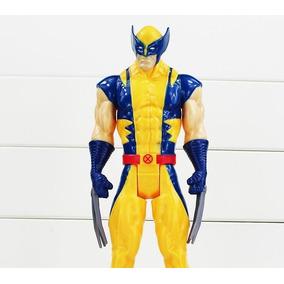 Boneco Wolverine - Titan Hero - 30 Cm - Hasbro