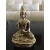 Estatua De Buddha (buda) Latón (bronce/zinc) (envío Gratis)
