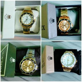 Relojes Rolex Y Emporio Armani, Aprueba De Agua