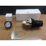 Regulador Presion 1/4 8 Bar - Suspension Neumatica