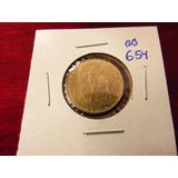 Bb#654 Moneda Del Mundo Vaticano 1975 Pablo Vi