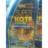 Super Kote 2000 Power Full Tratamiento D Combustible 237ml
