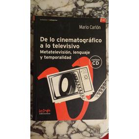 De Lo Cinematografico A Lo Televisivo Libro
