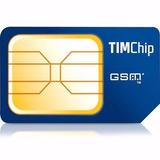 Micro Chip Tim Ddd 42 Ponta Grossa Paraná - Pronta Entrega!
