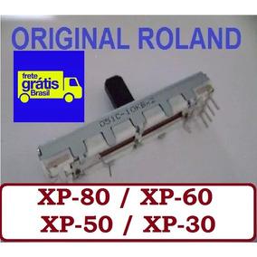 Potenciômetro Roland Xp80/ Xp60/ Xp50 / Xp30 Novo Original