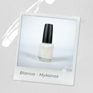 Blanco - Mykonos | Esmalte De Larga Duración De 15ml