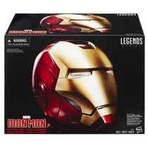Casco Iron Man Electronico Marvel 1:1