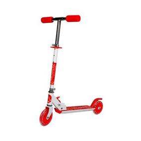Monopatin Kick Scooter Rojo