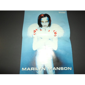 Marilyn Manson Poster 40 X 27