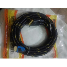 Cable Hdmi A Dvi De 5 Metros Con Forro Extra Resistente