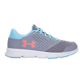 Tenis Atleticos Pre-school Ua Rave Niña Under Armour Ua2064