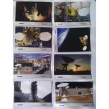 Rr Set 10 Postales De Satelite Simón Bolívar De Venezuela
