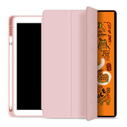 Capa Smartcase P/ Apple iPad Pro 11  C Suporte Pencil - Rose