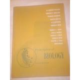 Libro Antiguo Biología En Inglés Principles Of Biology 1964