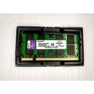 Memória Ram Kingston 2x 2gb - iMac 20 A1224 Ano 2008