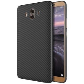 Funda Huawei Mate 10 - Nillkin Fibra Carbon + Policarbonato
