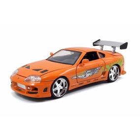 Auto De Coleccion Fast & Furious Toyota Supra Original