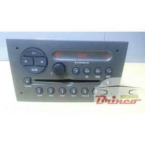 Radio Vectra Meriva Montana Corsa Cdp2500