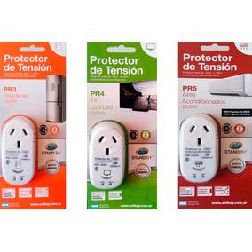 Combo Protector De Tension Led Aire Acondicionado Freezer