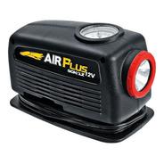 Mini Compressor De Ar Automotivo C/ Lanterna 12v Schulz