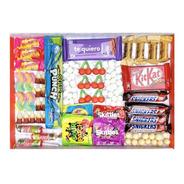 Caja De Dulces Y Chocolates Para Regalo - Happy Rainbow