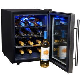 Porta Vinos-cava-termoeléctrico, Acero Inoxidable 12 Botella