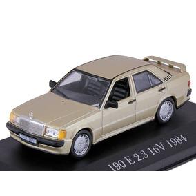 Mercedes Benz 190 E 2.6 16v 1984 Ixo Altaya 1/43