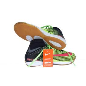 Promoção Chuteira Nike Futsal Salão Cano Alto Botinha Barato