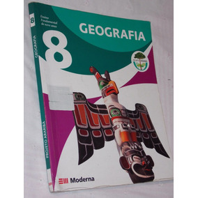 Projeto Araribá Geografia 8º Ano Editora Moderna