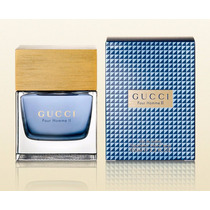 Gucci Pour Homme Ii Caballero 100ml ..... 100% Nuevo Sellado