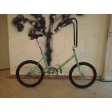 Bicicleta Plegable R20