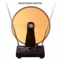 Antena Amplificador De Señal Para Tv Vhf/uhf Mas Nitidez
