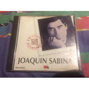 Cd Joaquin Sabina Original Anda Perfecto Exclusivo Musimundo
