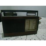 Antigo Rádio Philips Companheiro Não Funciona