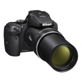 Camara Nikon Coolpix P900 16mp 83x Wifi Nfc Full Hd Gps