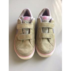 Zapatos Nike 100%originales Para Niña. Usados En Perfecto .