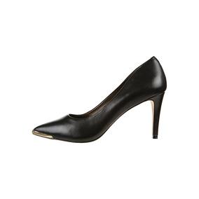 Prune Zapato De Cuero Negro Prüne