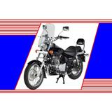 Parabrisas Para Moto Bajaj Avenger 220cc. 2014 (3mm)