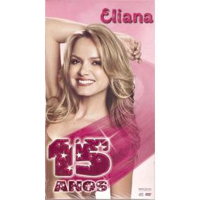 Eliana - 15 Anos 2 Cds + 2 Dvds | Box Set 4 Discos