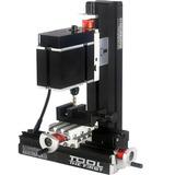 Mini Micro Fresadora De Bancada - The First Tool Tz20005m
