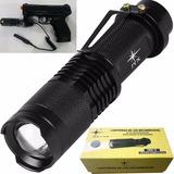 Lanterna Potente Tatica Mount Pistola Rifle Melhor Que X900
