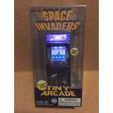 Namco Micro Maquinita Arcade Space Invaders Worlds Smallest