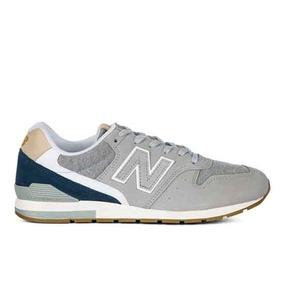 Tênis Casual New Balance 996 Masculino Branco